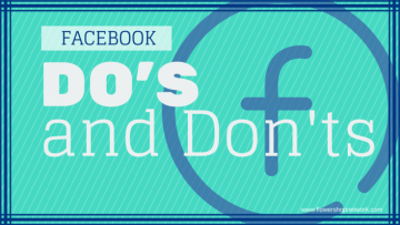 FSN-Facebook Dos and Donts