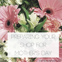 mother's day prep