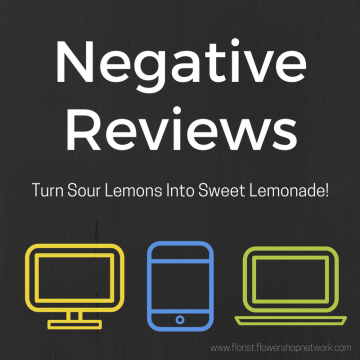 Negative Reviews: How to turn sour lemons into sweet lemonade