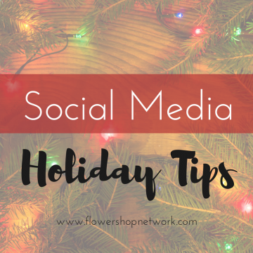 Social Media Tips for the Holidays